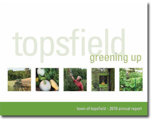 2010 Topsfield Annual Report
